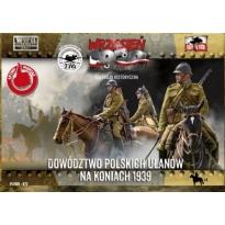 First to Fight Dowództwo polskich Ułanów na koniach 1939 (1:72)