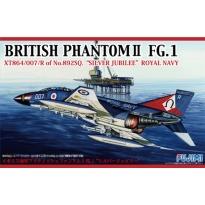 British Phantom II FG.1 Silver Jubilee (1:72)