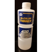 Rozcieńczalnik Mr.Color Thinner 400 ml