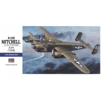 B-25H Mitchell (U.S. Army Air Force Bomber) (1:72)