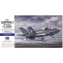 "F-35 Lightning II (B Version) 'U.S.Marine""  (1:72)"