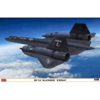 "SR-71A ""Blackbird Ichiban"" (1:72)"