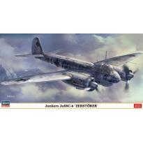 """Junkers Ju88C-6 """"ZERSTÖRER"""" (1:72)"""