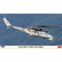 "Mi-35 Hind ""Czech Air Force"" (1:72)"