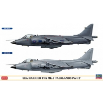 "Sea Harrier FRS Mk.1 ""Falklands Part 2"" - Limited Edition (1:72)"