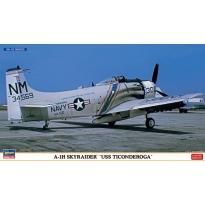 "A-1H Skyraider ""USS Ticonderoga"" - Limited Edition  (1:72)"