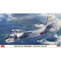 """S2F-1(S-2A) TRACKER™ """"J.M.S.D.F. 51st FS"""" (1:72)"""