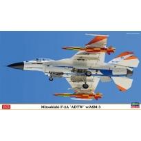 "Mitsubishi F-2A ""ADTW"" w/ASM-3 (1:72)"