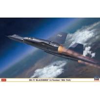 "SR-71A Blackbird A version ""Big Tail"" (1:72)"