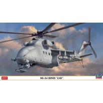 """Mi-24 Hind """"UAV"""" (1:72)"""