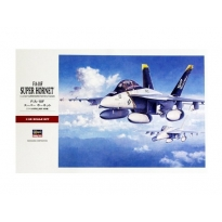 F/A-18F Super Hornet U.S. Navy Carrier-Borne Fighter Attacker (1:48)