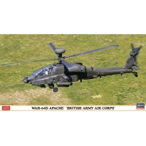 "WAH-64D Apache""'British Army Air Corps"" - Limited Edition (1:48)"