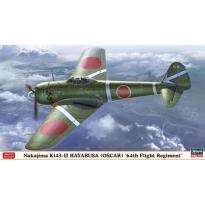 Nakajima Ki-43III Hayabusa '64th Flight Regiment' - Limited Edition (1:48)