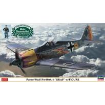 """Focke-Wulf Fw190A-4 """"Graf"""" w/Figure - Limited Edition (1:48)"""