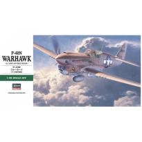 P-40N Warhawk (1:48)