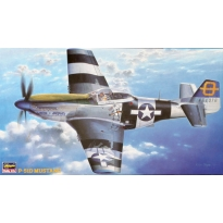 """P 51D Mustang """"Jumpin' Jacques"""" (1:48)"""