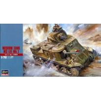 Medium Tank M3 Lee Mk.I (1:72)