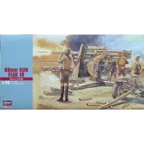 88mm Gun Flak 18 (1:72)