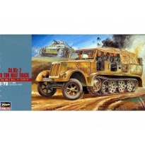 Sd Kfz 7 8 Ton Half Track (1:72)