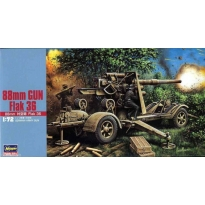 88mm Gun Flak 36 (1:72)