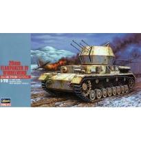 """20mm Flakpanzer IV """"Wirbelwind"""" (1:72)"""