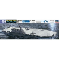J.M.S.D.F.DDH Izumo (1:700)