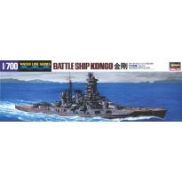IJN Battleship Kongo (1:700)