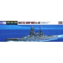 IJN Battleship Hiei (1:700)