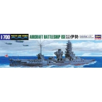 IJN Aircraft Battleship Ise (1:700)