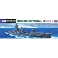 IJN Aircraft Battleship Hyuga (1:700)