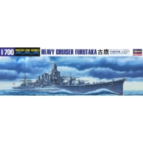 IJN Heavy Cruiser Furutaka (1:700)