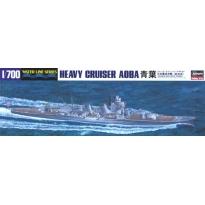 IJN Heavy Cruiser Aoba (1:700)
