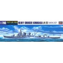 IJN Heavy Cruiser Kinugasa (1:700)