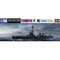 IJN Light Cruiser Tenryu (1:700)