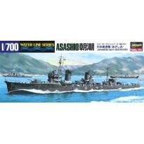 IJN Destroyer Asashio (1:700)
