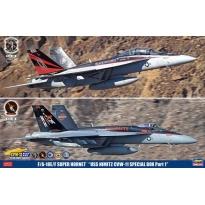 """F/A-18E/F Super Hornet """"USS Nimitz CVW-11 Special Box Part 1 - Limited Edition  (1:72)"""