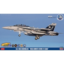 "EA-18G Growler ""USS Nimitz CVW-11 CAG"" - Limited Edition  (1:72)"