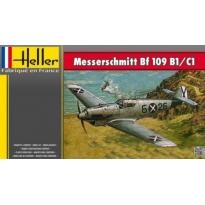 Messerschmitt Bf 109 B1/C1 (1:72)