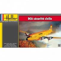 DC6 securite civile (1:72)