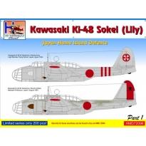 Kawasaki Ki-48 Japan Home Island Defence, Pt.1 (1:72)