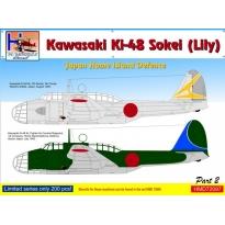 Kawasaki Ki-48 Japan Home Island Defence, Pt.2 (1:72)