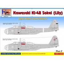 Kawasaki Ki-48 Japan Home Island Defence, Pt.3 (1:72)