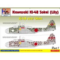 Kawasaki Ki-48 over China, Pt.1 (1:72)