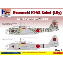 Kawasaki Ki-48 over New Guinea, Pt.1 (1:72)