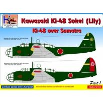 Kawasaki Ki-48 over Sumatra, Pt.1 (1:72)