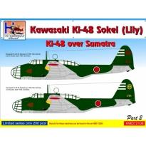 Kawasaki Ki-48 over Sumatra, Pt.2 (1:72)