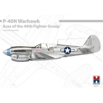 Hobby 2000 48001 P-40N Warhawk Aces of the 49th Fighter Group - Limited Edition (1:48)
