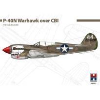 Hobby 2000 48002 P-40N Warhawk over CBI - Limited Edition (1:48)