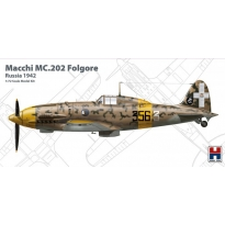 "Hobby 2000 72007 Macchi MC.202 Folgore ""Russia 1942"" - Limited Edition (1:72)"