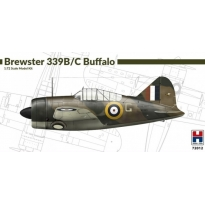 Hobby 2000 72012 Brewster 339B/C Buffalo - Limited Edition (1:72)